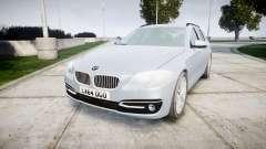 BMW 525d F11 2014 Facelift [ELS] Unmarked