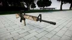 O M16A2 rifle [óptica] saara
