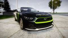 Ford Mustang GT 2015 Custom Kit monster energy