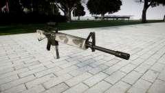 O M16A2 rifle [óptica] yukon