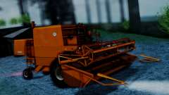 FMZ BIZON Super Z056 1985 Orange para GTA San Andreas