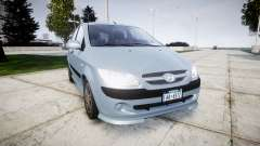 Hyundai Getz 2006 for ENB