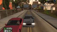CLEO HUD by SampHack v.20 para GTA San Andreas