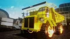 HVY Dump GTA 5 para GTA San Andreas