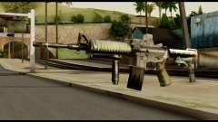 SOPMOD from Metal Gear Solid v3 para GTA San Andreas
