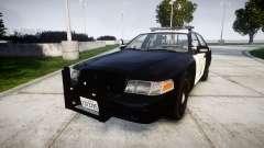 Ford Crown Victoria Highway Patrol [ELS] Liberty para GTA 4