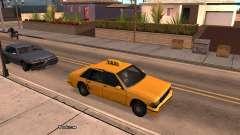 Car Name para GTA San Andreas