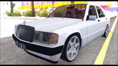 Mercedes Bad-Benz 190E (34 DDK 82) para GTA San Andreas