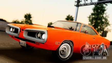 Dodge Coronet Super Bee 1970 para GTA San Andreas