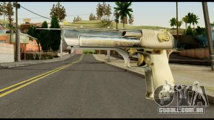 Desert Eagle from Max Payne para GTA San Andreas