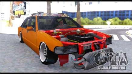 Taxi Extreme Tuning (Hellalfush) para GTA San Andreas