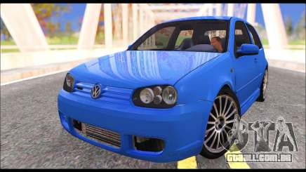 VW Golf R32 - Stock para GTA San Andreas