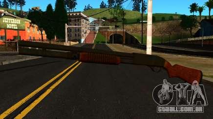 Madeira MP-133 Sem Brilho para GTA San Andreas