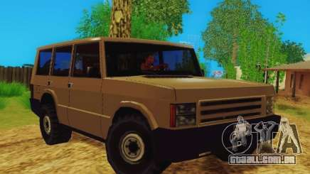 Huntley Army para GTA San Andreas