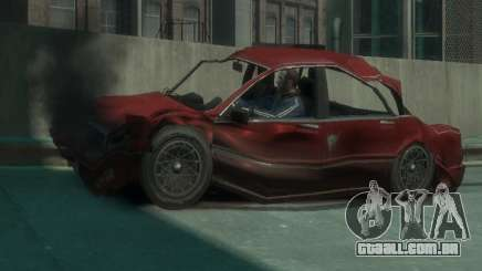 Big Car Damage para GTA 4