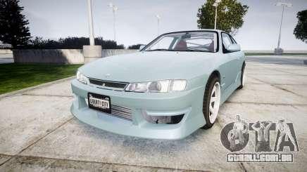 Nissan Silvia S14 Vertex para GTA 4