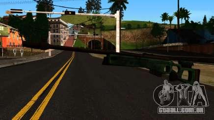 SV-98, sem Bipé e Âmbito de aplicação para GTA San Andreas