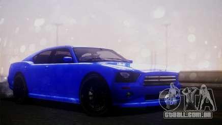 Bravado Buffalo Sedan v1.0 (IVF) para GTA San Andreas