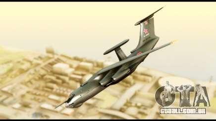 Beriev A-50 Russian Air Force para GTA San Andreas