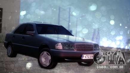 Mercedes-Benz C220 1997 para GTA San Andreas