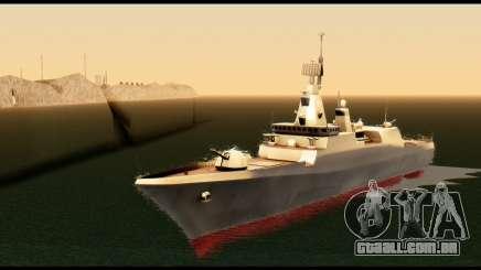 Admiral Sergey Gorshkov para GTA San Andreas