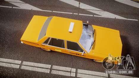 Ford Fairmont 1978 Taxi v1.1 para GTA 4 vista direita