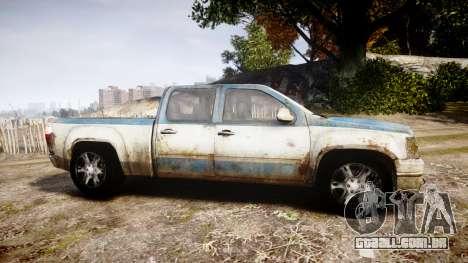Pick-up de The Last of Us para GTA 4 esquerda vista
