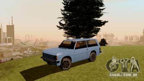 Transporte novo e compra para GTA San Andreas sexta tela