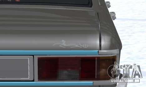 Ikco Peykan Chragh Benzi New para vista lateral GTA San Andreas