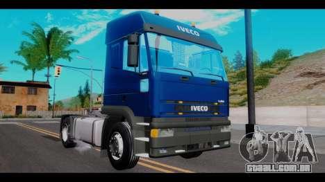 Iveco Eurotech para GTA San Andreas