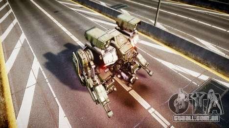 Enhanced Power Armor para GTA 4 segundo screenshot