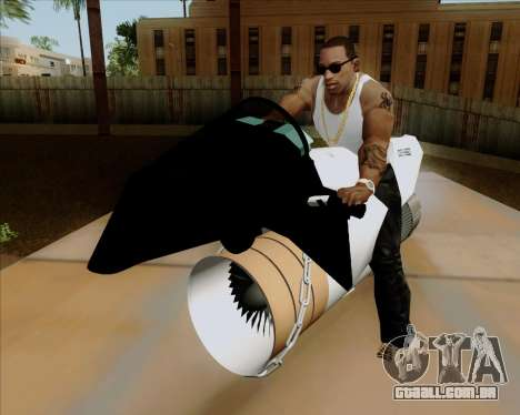 Air bike para GTA San Andreas