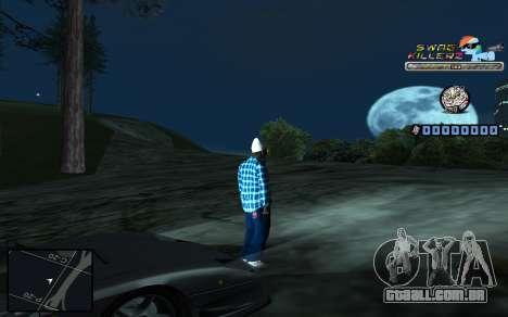 C-HUD SWAG Killerz para GTA San Andreas sétima tela