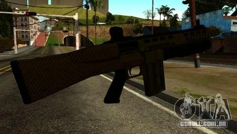 Bullpup Shotgun from GTA 5 para GTA San Andreas segunda tela