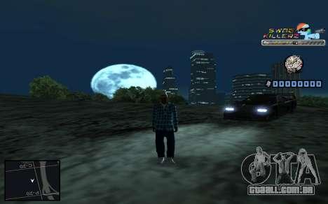 C-HUD SWAG Killerz para GTA San Andreas sexta tela