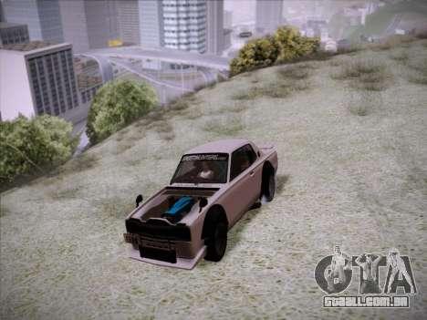 Nissan Skyline 2000 GT-R Drift Edition para GTA San Andreas
