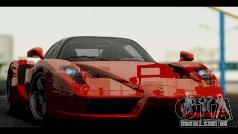 Evolution Graphics X v.248 para GTA San Andreas segunda tela