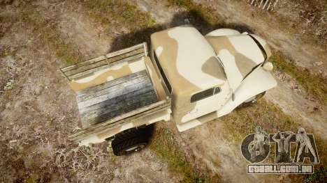 GTA V Bravado Rat-Loader camo para GTA 4