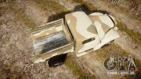 GTA V Bravado Rat-Loader camo para GTA 4 vista direita