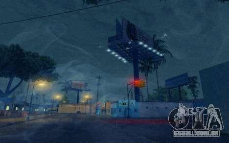 ENB by Dvi v 1.0 para GTA San Andreas sexta tela
