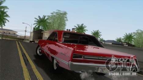 ENBSeries by Blackmore 0.075c para GTA San Andreas nono tela