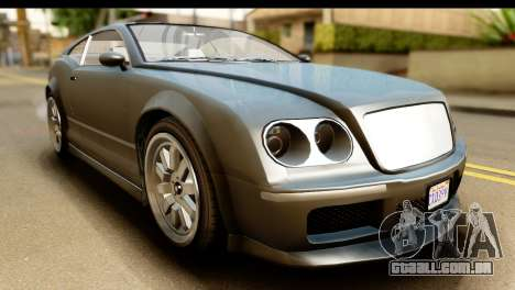 GTA 5 Enus Cognoscenti Cabrio SA Mobile para GTA San Andreas