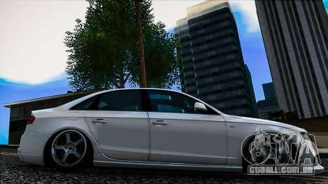 Ultra ENB para GTA San Andreas quinto tela