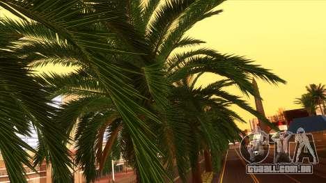 ENB Real for very low PC para GTA San Andreas quinto tela