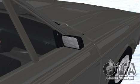 Ikco Peykan Chragh Benzi New para o motor de GTA San Andreas