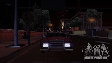 ENB Echo para GTA San Andreas sexta tela