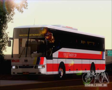Nissan Diesel UD Peoples Transport Corporation para GTA San Andreas