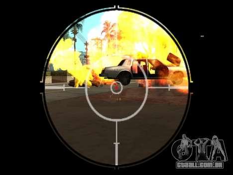 Effects by Lopes 2.2 New para GTA San Andreas terceira tela