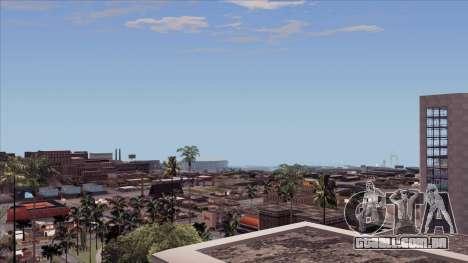 ENB Echo para GTA San Andreas décima primeira imagem de tela