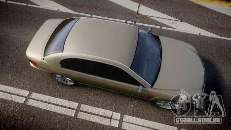 Ubermacht Oracle Elegance v2.0 para GTA 4 vista direita